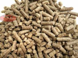 10lbs Of 100% Pure Mesquite Wood Cooking BBQ Pellets Smoker