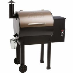 NEW Traeger Lil Tex Elite 22 Wood Pellet Grill and Smoker BB