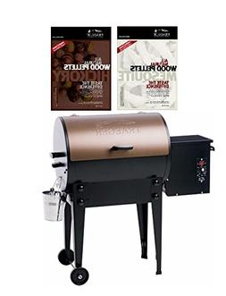 Bundle of 3, Traeger Tailgater TFB30LZB Pellet Grill WITH 20