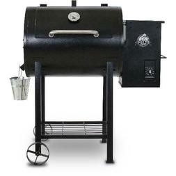 Pit Boss 700FB Wood Fired Pellet Grill with Flame Broiler, 7