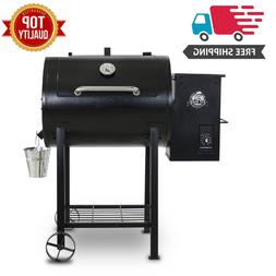 Pit Boss 700FB Wood Fired Pellet Grill w/ Flame Broiler Mom