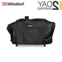 """76.8"""" BBQ Grill Cover For Pit Boss Memphis Ultimate 4 In 1 C"""