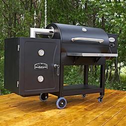 Louisiana Grills 900 Pellet Grill with Smoke Box