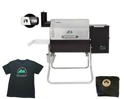 Green Mountain Grills GMG Davy Crockett Wood Pellet Grill +