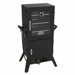 "New Smoke Hollow Pro Series 44"" LP Gas Outdoor Smoker BBQ Xm"