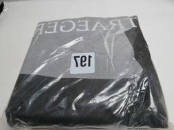 TRAEGER Large Full Length Cascade Black Grill Cover BAC453 N