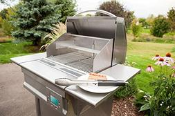 Memphis Grills Advantage Plus Wood Fire Pellet Smoker WiFi ,