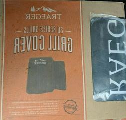 Traeger BAC374 Pro 20 Black Full Grill Cover