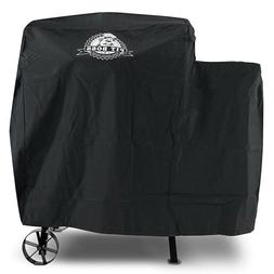 BBQ Grill Cover Black Waterproof Protector For Pit Boss 340