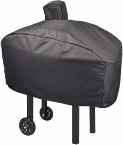 """BBQ Grill Cover for Camp Chef Pellet Grills DLX 24"""", SmokePr"""