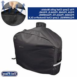 "BBQ Grill Cover For Camp Chef SmokePro 24""/DLX,PG24,PG24LS,P"