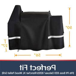 Waterproof BBQ Grill Cover for Pit Boss 820 Deluxe, 820D, PB