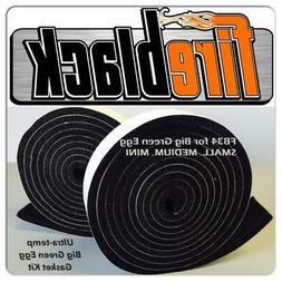 BBQ Smoker Gasket Self-adhesive Seal Traeger Pellet Grills 3