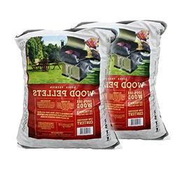 Z GRILLS BBQ Wood Pellet Grilling Oak pellets,20LB Per Bag