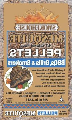 Smokehouse BBQ Wood Pellets
