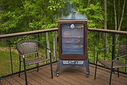 Pit Boss 5-Series Vertical Pellet Smoker Smoke Steel BBQ Tub