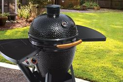 Brand new in box...Black Olive Pellet Grill