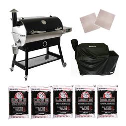 REC TEC Grills | RT-700 | Bundle | WiPellet Wi-fi Enabled Pe