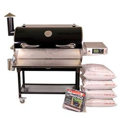 REC TEC Grills Bull | RT-700 | Bundle | WiFi Enabled | Porta