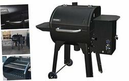 Camp Chef SmokePro SG Wood Pellet Grill Smoker, Black