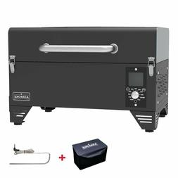 ASmoke Candy Red Portable Pellet Grill