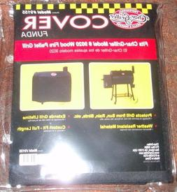 Char-Griller #9155 Wood Fire Pellet Grill Cover-NEW