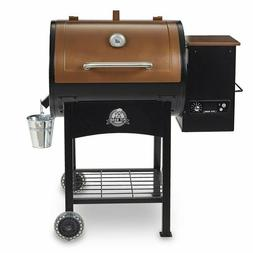 Pit Boss Classic 700 Sq. In. Wood Fired Pellet Grill with Fl