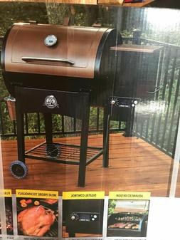 Pit Boss Classic 700 sq. in. Wood Fired Pellet Grill w/ Flam