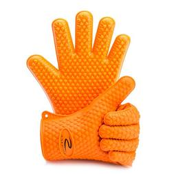 Cooking Gloves Heat Resistant for Traeger, Smoker and Outdoo