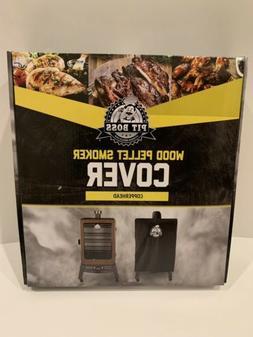 PIT BOSS COPPERHEAD Weatherproof Black Wood Pellet Smoker Co