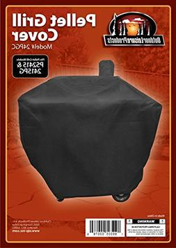 "Smoke Hollow 30PGC Heavy Duty Pellet Grill Cover for 30"" Bar"