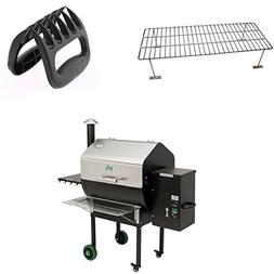 Green Mountain Grill Daniel Boone Front Shelf, Upper Rack &
