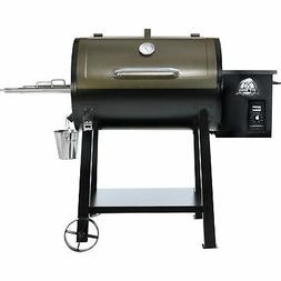 Pit Boss Deluxe Pellet Grill - 400 Sq. In. Cooking Surface,