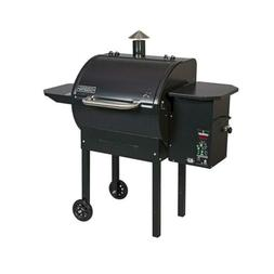 Camp Chef Deluxe Pellet Grill and Smoker BBQ with Digital Co