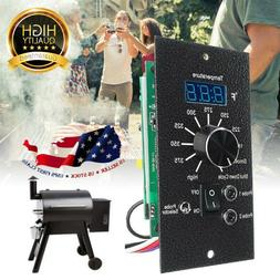 DIGITAL CONTROLLER THERMOSTAT WITH MEAT PROBES FOR TRAEGER &