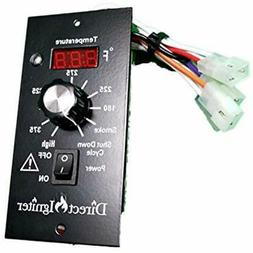 DIGITAL THERMOSTAT KIT For TRAEGER PELLET GRILLS - BY DIRECT