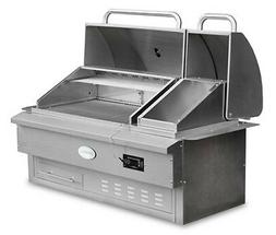 estate 860 built in pellet grill authorized