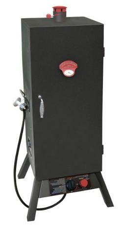 Gas One Door Vertical Smoker 34 in.