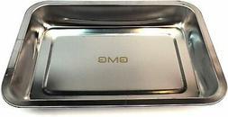 GMG Pellet Grill Stainless Medium Pan - GMG-4015