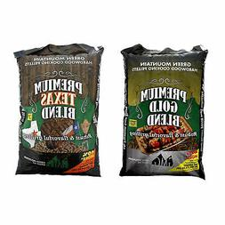 Green Mountain Premium Gold Blend Grilling Pellets, Premium