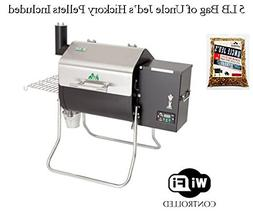 Green Mountain Grill Davy Crockett Pellet Grill with 5LB Pel