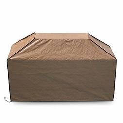 Abba Patio Grill Cover, 72-Inch BBQ Outdoor Cover Waterproof