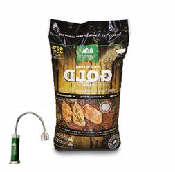 GMG Grill GOLD BLEND BBQ Grilling Cooking Wood Pellets, Top