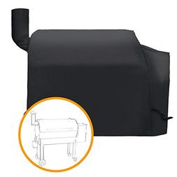 i COVER Grill Cover- Heavy Duty Weather Resistant Water Proo