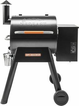 Traeger Grills TFB38TOD Renegade Pro Pellet Grill & Smoke 38