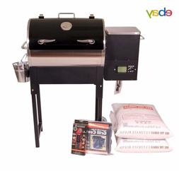 REC TEC Grills Trailblazer | RT-340 | eBay Bundle | WiPellet