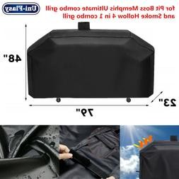 Heavy Duty Grill Cover for Pit Boss Memphis Ultimate, Smoke