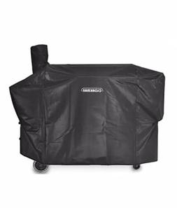 Cloakman Premium Heavy-Duty Grill Cover for Pit Boss Austin