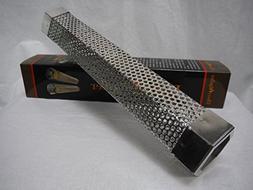 hexagon wood pellet smoke tube
