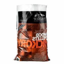 Traeger Hickory Hardwood Grill Smoker Pellets Barbecue Rich